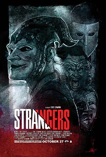 Strangers Poster by Paul Shipper